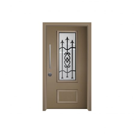 דלת כניסה 8017