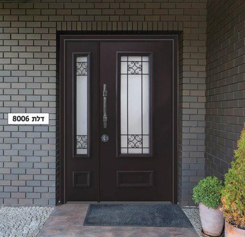 דלתות כניסה במבצע במחירים מיוחדים כולל התקנה - דלתות אלדור